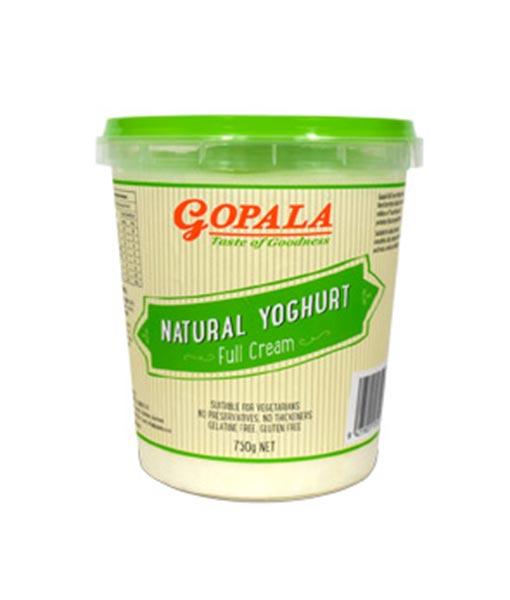 Gopala Yogurt Full Cream 750ml