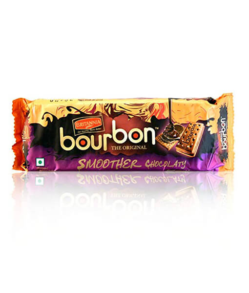 Britannia bourbon chocolate