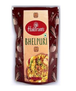 Haldiram-bhelpuri