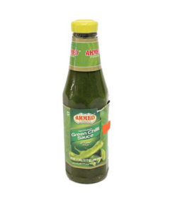 ahmed green chilli sauce