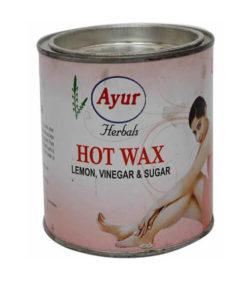 ayur hot wax