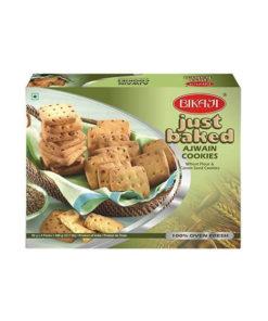 bikaji ajwain cookies