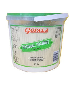 gopala full cream yogurt 2L