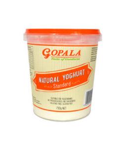 gopala yogurt standard