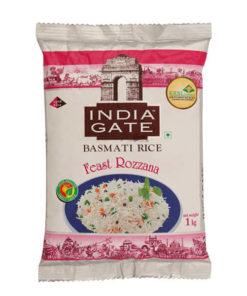 india gate rice rozzana 1kg