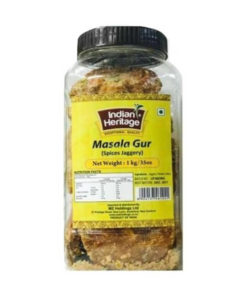 indian heritage masala gur