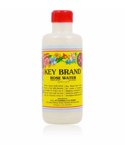 key brand rose water