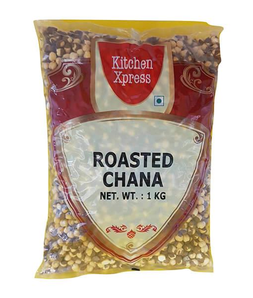 kx roasted chana