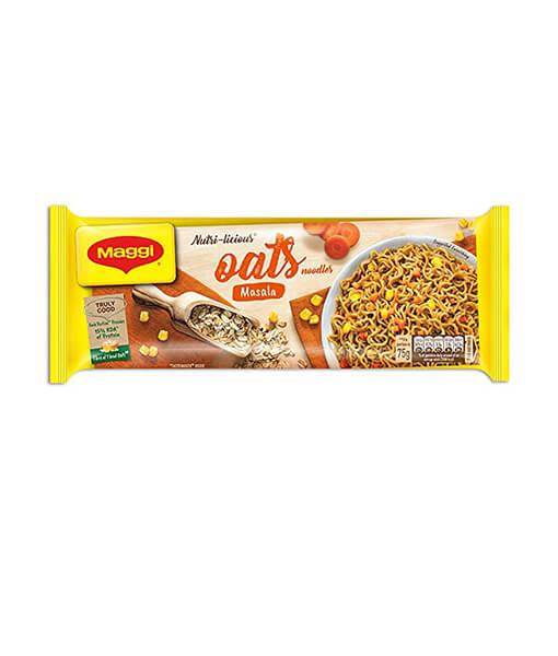 maggi oats masala