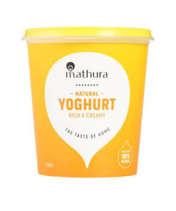 mathura natural yogurt