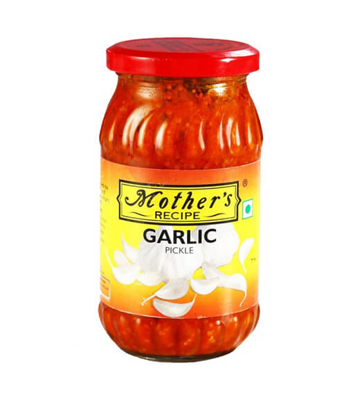 mothers garlic pickle