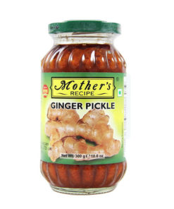 mothers ginger pickle