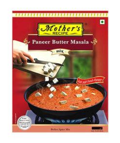 mothers paneer butter masala