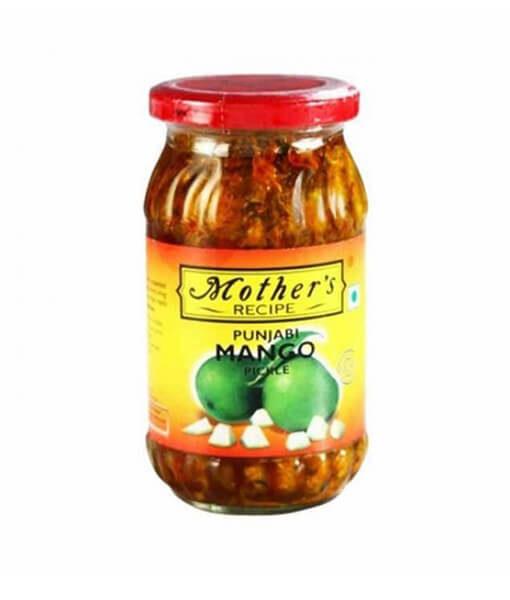 mothers punjabi mango pickle