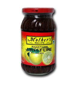 mothers sweet lime pickle