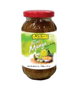 mothers sweet mango chutney