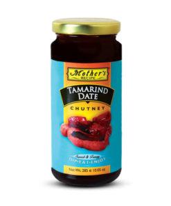 mothers tamarind date chutney