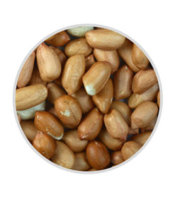peanuts without shell