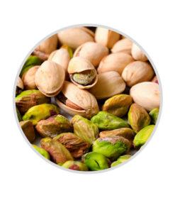 pistachio roasted