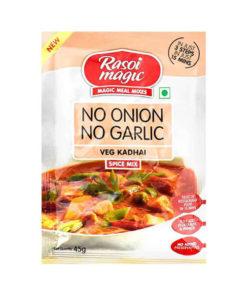 rasoi magic veg kadhai no onion no garlic