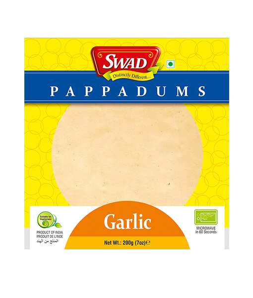swad_vimal garlic papad