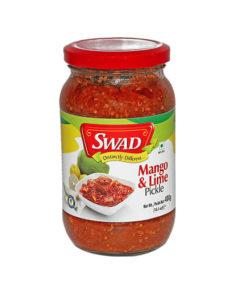 swad_vimal mango lime pickle