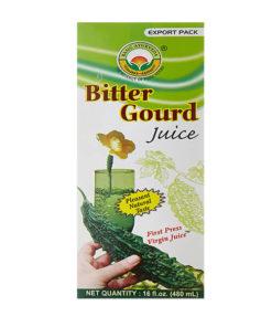 Basic Bitter Gourd Juice