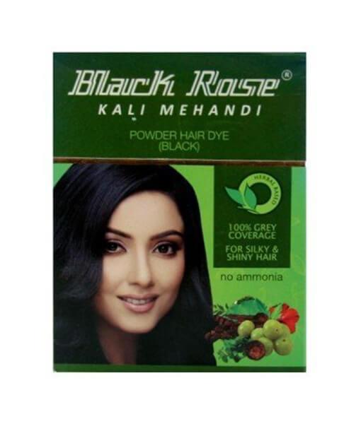 Black Rose Kali Mehendi