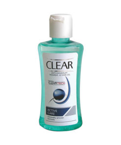 Clear Hair Oil