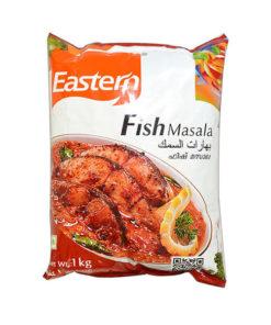 Eastern Fish Masala