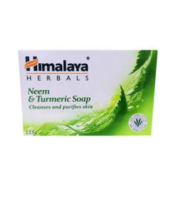 Himalaya Neem Turmeric Soap
