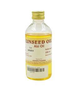 Linseed Oil_alsi oil