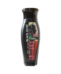 Vatika Black Olive Shamp 200ml