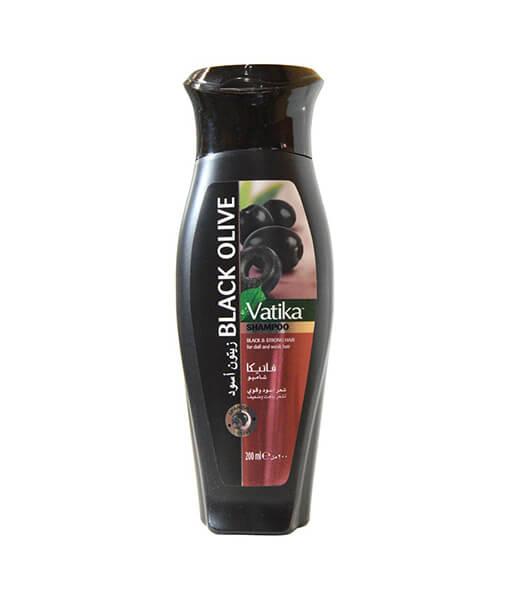 Vatika Black Olive Shamp 200ml