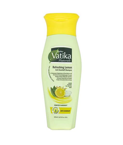 Vatika Lemon Shampoo
