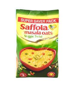 saffola masala oats veggie