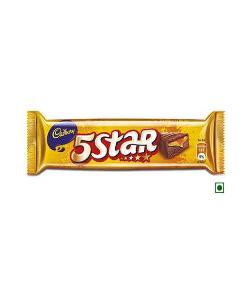 5 Star Chocolate 22.4G