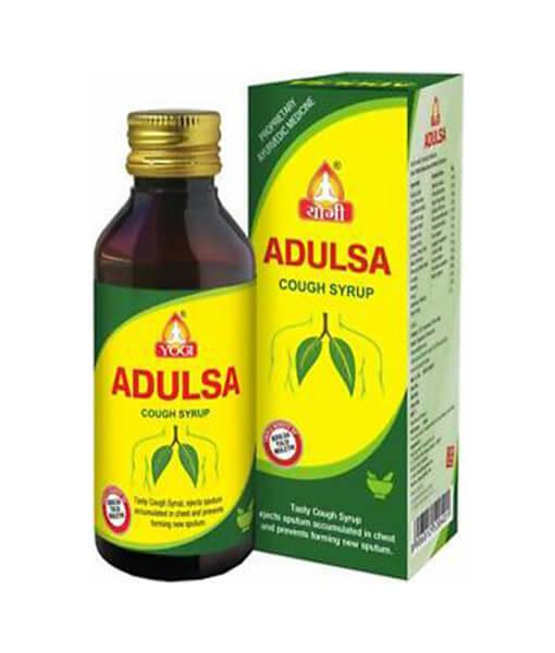 Adulsa Cough Syrup 100ml