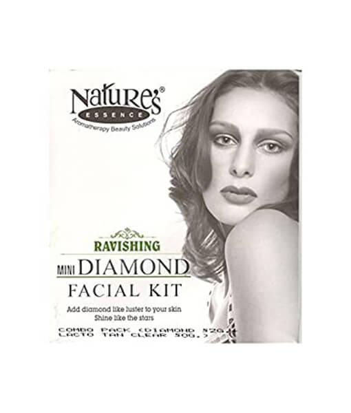 Natures Diamond Facial Kit