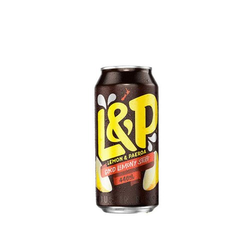 L&p Can 440ml