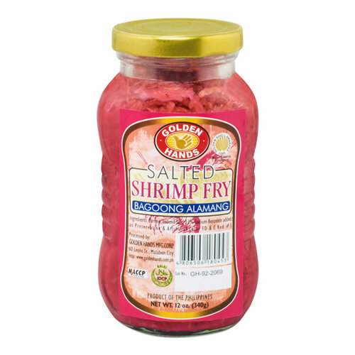 Golden Hands Shrimp Fry