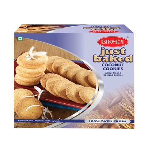 Bikaji Coconut Cookies 360g