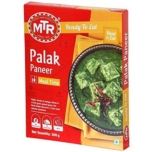 Mtr Palak Paneer 300g