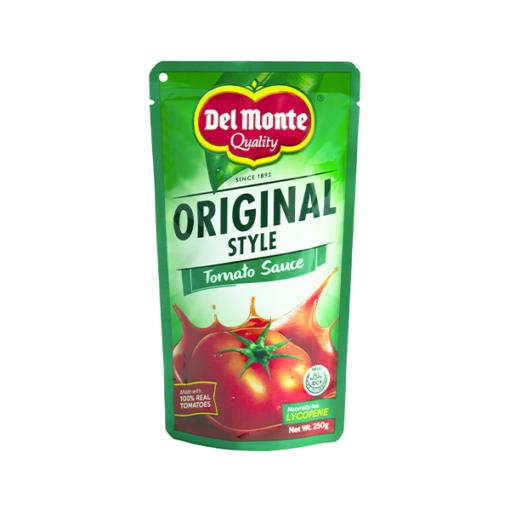 Delmonte Tomato Sauce Org 250g