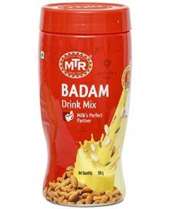 Mtr Badam Drink Mix Jar 500g