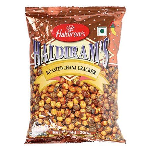 Haldi Chana Crackers 200g