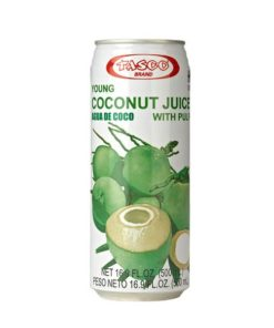 Tasco Coconut Juice Pulp 500ml