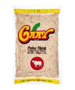 Gaay Poha Thick 500g