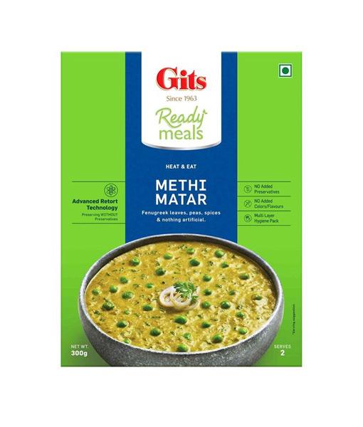Gits H&e Methi Matar
