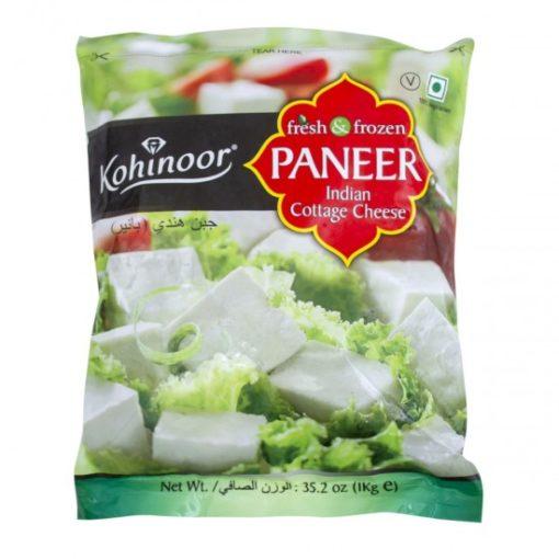 Kohinoor Paneer Cubes 1kg